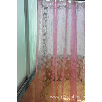 3D EVA Shower Curtain Bar Holder