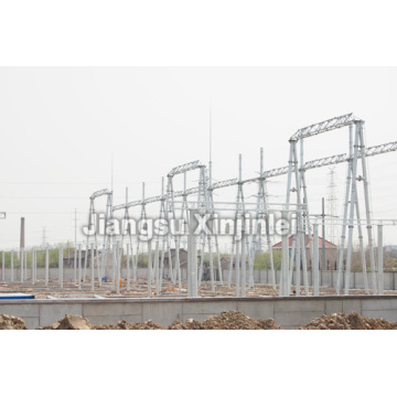 Big Discount for Substation Structure 500kV Substation Structure export to Armenia Supplier