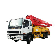China for Truck Mounted Concrete Pump Shantui 37m  HJC5270THB-37 Truck-Mounted Concrete Pump export to Iceland Factory