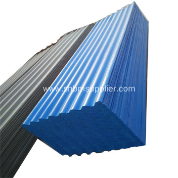 Low Cost Fire-resistant Heat-Proof MgO Roofing Tiles