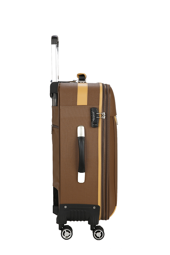 Leisure Type Soft Trolley Luggage