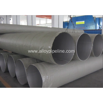 TP304 Stainless Steel Welded Pipe EFW ERW