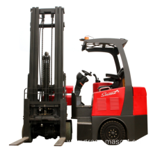 Electric lifting 1500kg battery forklift truck