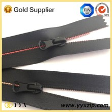 Popular design dyed teeth water resistant zipper
