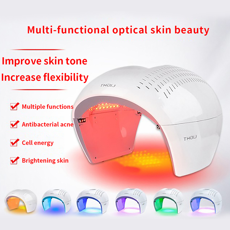 photodynamic pdt facial skin light therapy equipment