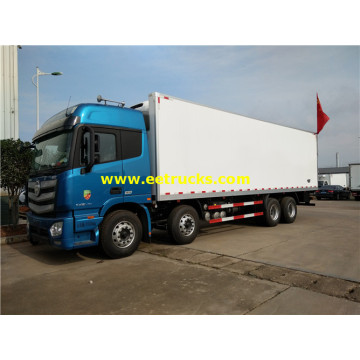 20 Ton Foton Reefer Van Trucks