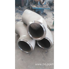 Good User Reputation for Pipe Elbow Bevelled End Connection Pipe Bend Elbow export to East Timor Manufacturer