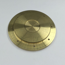 Precision CNC Brass Components