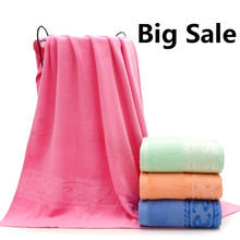 Stock On Sale Plain Dyed Bath Sheets