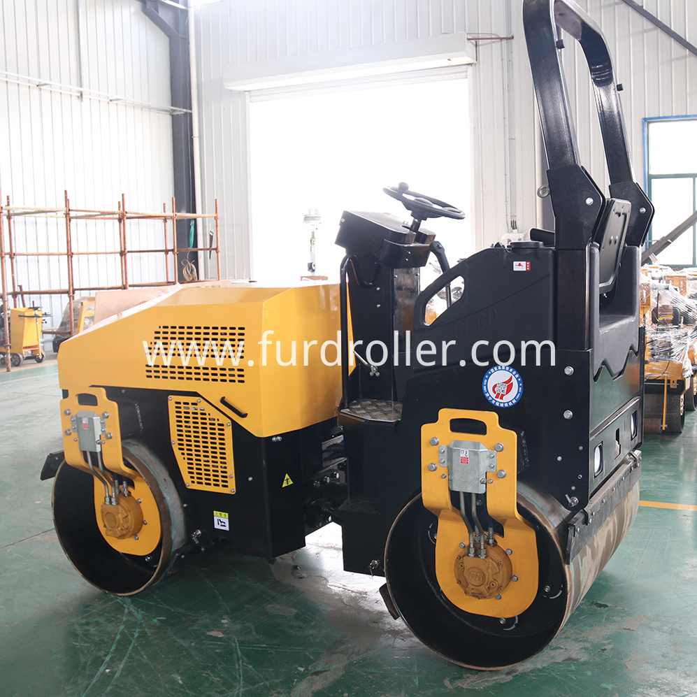 FYL-1200 Small Road Roller