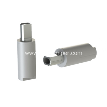 Soft Close Damper Vane Damper For Toilet Stool