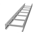 Galvanized steel cable ladder type tray