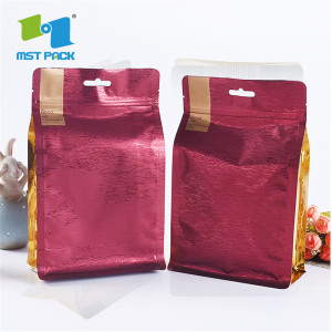 Trending Products for Plastic Coffee Biodegradable Zipper Bags Packaging Custom Color Printing Ziplock Laminated material Coffee Bag supply to Netherlands Manufacturer