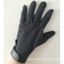 Waiter Marching Inspection Jeweler Hand Gloves With Button