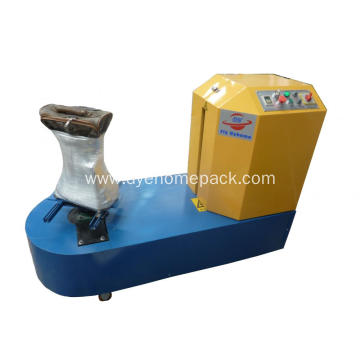 2019 new automatic grade airport luggage wrapping machine