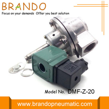 Long Diaphragm Life Pneumatic Pulse Jet Valve