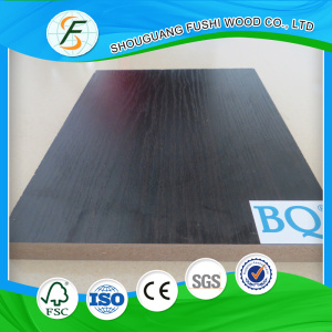 All kinds of standard size Melamine mdf
