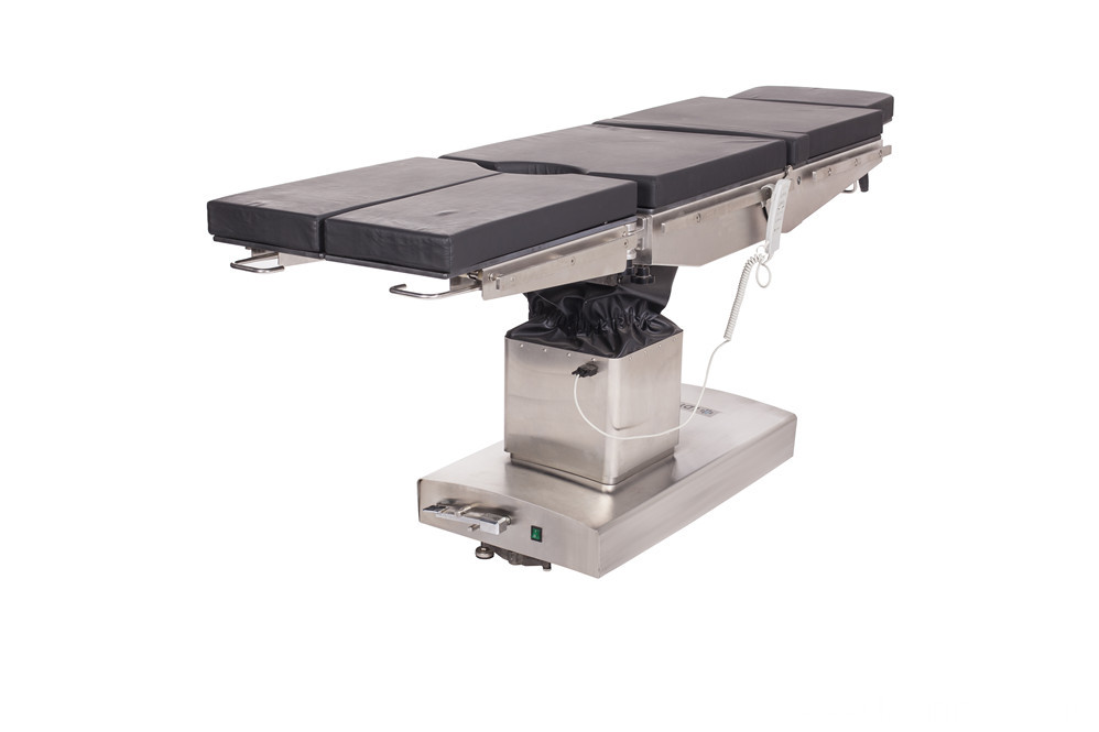 electric operating theatre surgical table