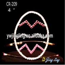 Wholesale Rhinestone Easter Egg Tiaras