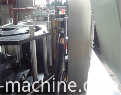 hot melt glue labeling machine5