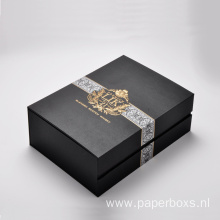 OEM High Quality Hard Cardboard Wine Packaging Box