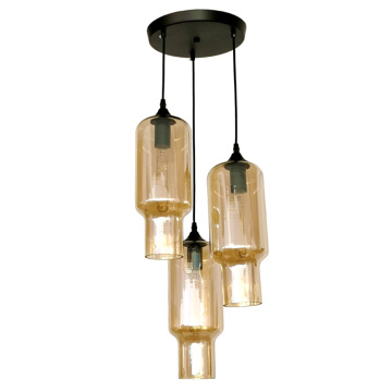 Nordic Fancy Vintage Industrial Chandelier Pendant