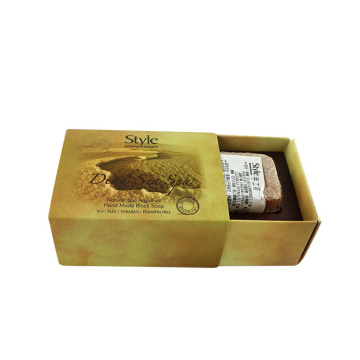 Custom Logo Luxury Soap Storage Boxes Gift