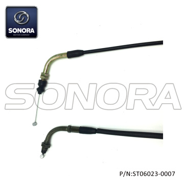 LONGJIA spare parts LJ50QT-3L Throttle cable (P/N:ST06023-0007 ) Top Quality