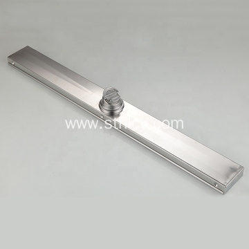 304 Insert Bathroom Long Linear Floor Drain