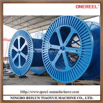 2800mm Empty Antique Industrial Spools