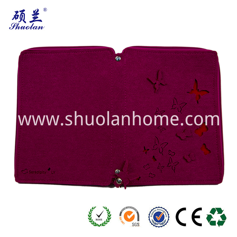 Good Quality Purple Bag