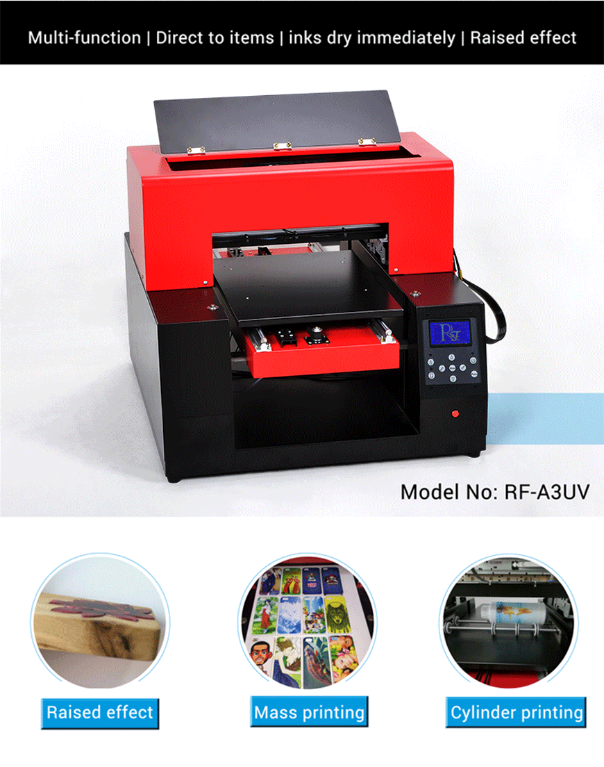 Uv Flatbed Printer Low Price