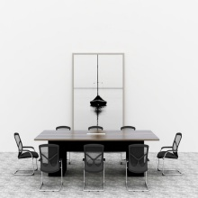 modular wooden conference room table furniture