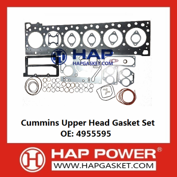 Cummins Upper Head Gasket Set 4955595