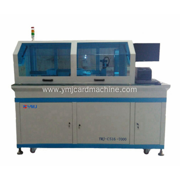Smart Card Picking and Sorting Equipment