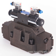 Leading for Solenoid Directional Valves,Solenoid Hydraulic Valve,Solenoid Ball Valves Manufacturer in China 4WEH25 Solenoid Pilot Operated Directional Control Valves supply to Uzbekistan Wholesale