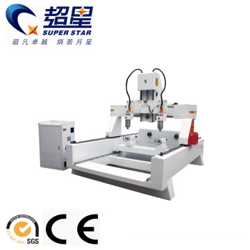 Professional rotary engraving machine for engraving