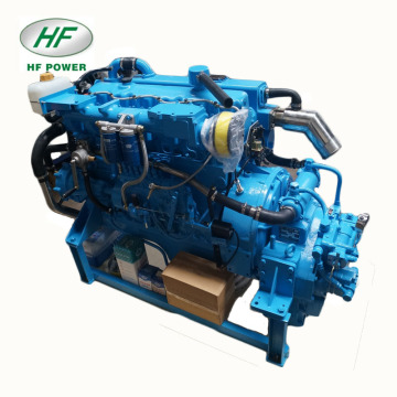 HF POWER 6112TI 200hp marine engine