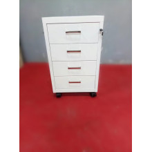 Online Manufacturer for Mobile Pedestal 4 drawer steel mobile pedestal file cabinet export to Gibraltar Wholesale