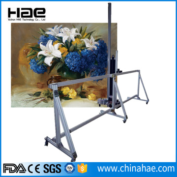 Limitless Width Wall Printer For Wall Mural