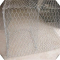 PVC coated steel Gabion wire mesh box