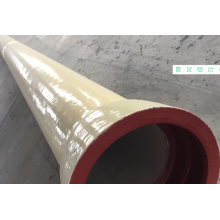 Ductile iron Pipe PU coating