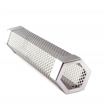 Smoke Pipe Screen Stainless Steel Perforated Mesh