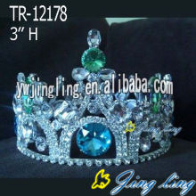 Custom Rhinestone Pageant Tiara