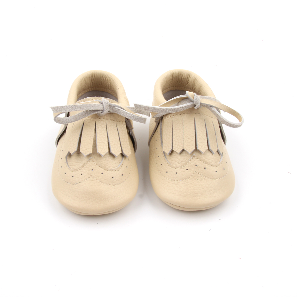 Infant Shoes Soft Leather