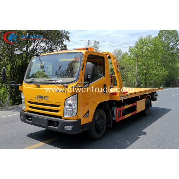 2019 Brand New JMC 5.6m Flatbed Wheel-lift Wrecker