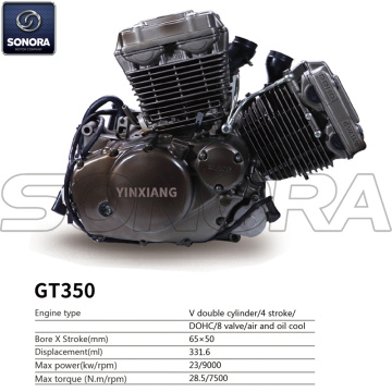 Yinxiang Engine GT350 BODY KIT ENGINE PARTS COMPLETE SPARE PARTS ORIGINAL SPARE PARTS