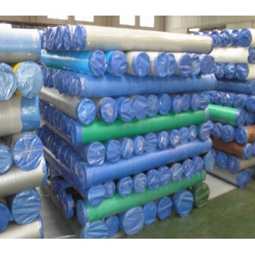 PE/PP tarpaulin rolls in sell