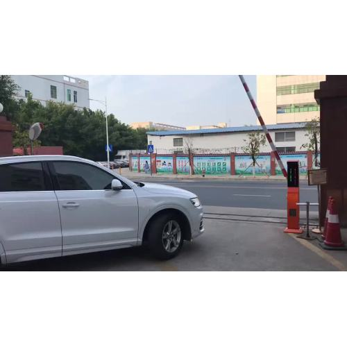 IP44 private car parking barrier Boom Security Gate