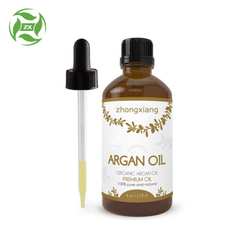 100% pure natural Argan oil for hair&skin care